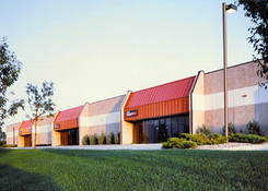 Westroads Distribution Center: