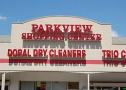 Parkview Shopping Center: