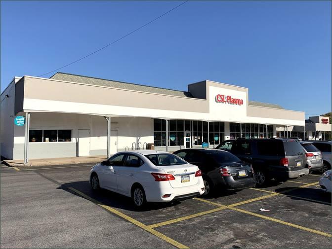 Parkview Shopping Center