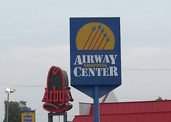Airway Center: